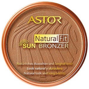 astor natural fit sun bronzer