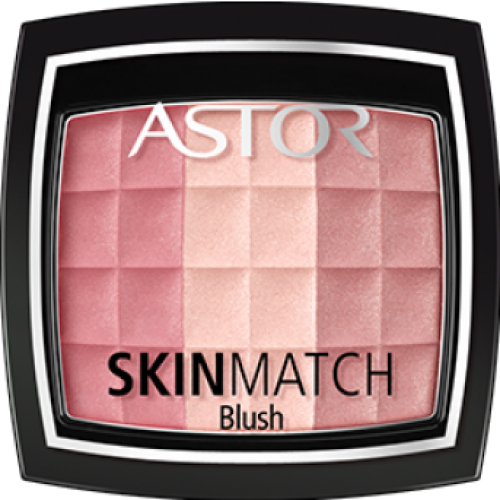 Astor Skin match blush powder couture trio