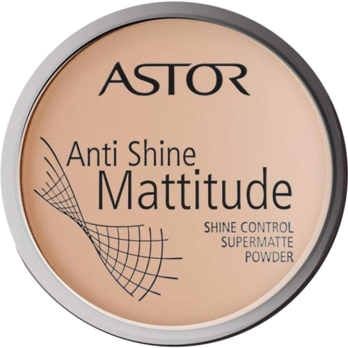 astor anti shine mattitude
