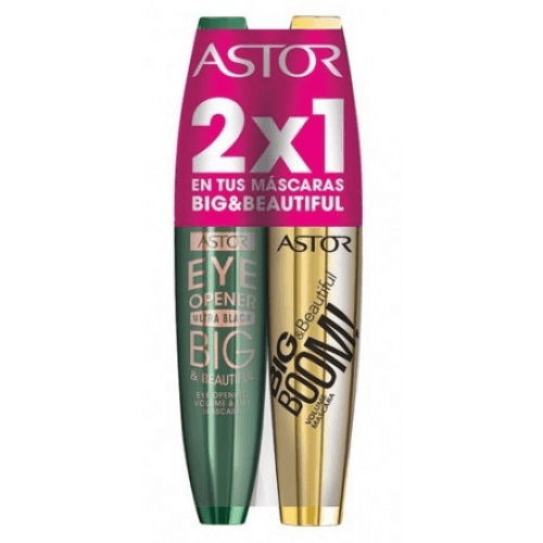 Astor MASCARA EYE OPENER AND BIG Y B BOOM