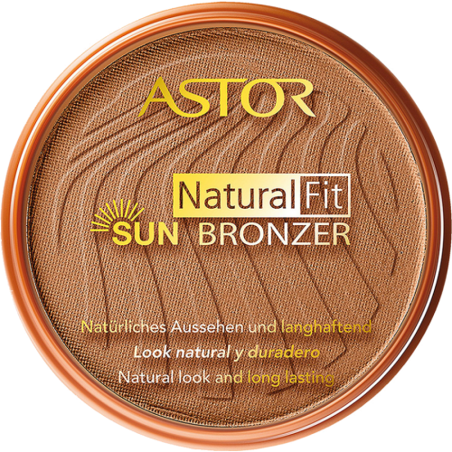 Astor Natural fit sun bronzer astor