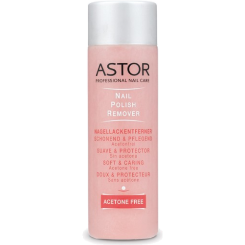 Astor Nail polish remover acetone free