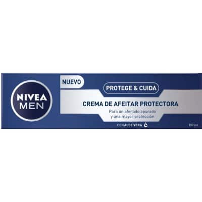 Nivea NIVEA FOR MEN CREMA DE AFEITAR SUAVE