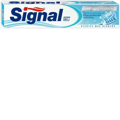Signal Pasta dental 75 ml. Bicarbonato