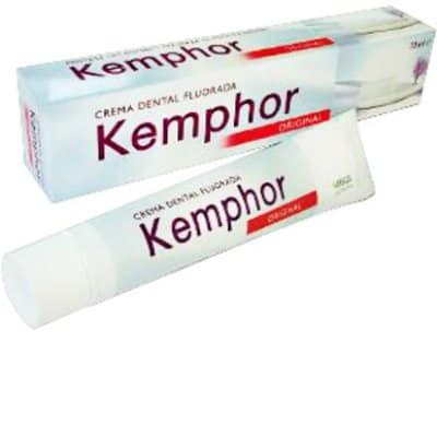 Kemphor Pasta dental 75 ml. Fluor