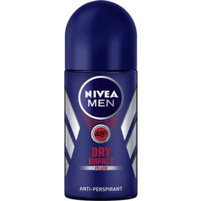 Nivea DESODORANTE FOR MEN ROLL ON DRY IMPACT