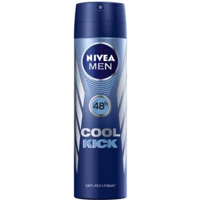 Nivea DESODORANTE FOR MEN SPRAY COOL KICK