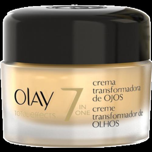 Olay Olay total effects crema transformadora de ojos