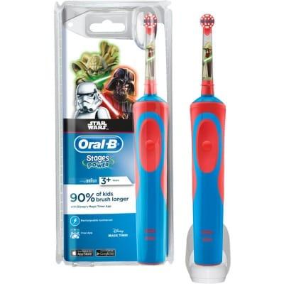 Oral-b Cepillo Eléctrico Infantil Star Wars