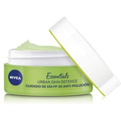 Nivea Crema Nivea Urban Skin Defence Cuidado de Día Anti-Polución