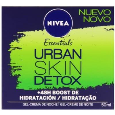 Nivea Nivea Essentials Urban Skin Detox Noche