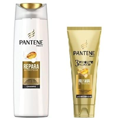 Pantene Pack Pantene Pro-V Repara y Protege: Champú y Acondicionador 3 Minutos