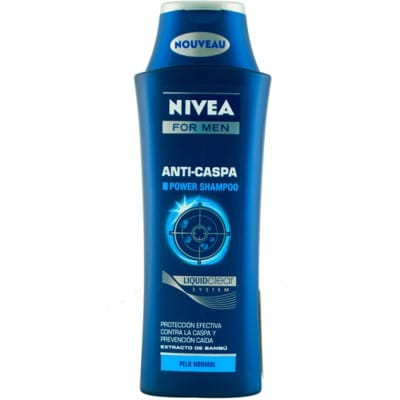 Nivea Nivea for Men Champú Anticaspa Power