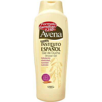 Instituto Español Gel 750 + 500 ml. Avena