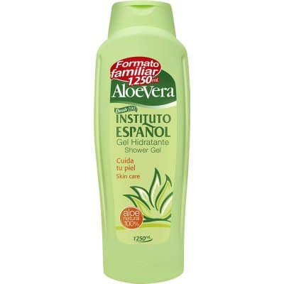 Instituto Español Gel 1250 ml. Aloe vera