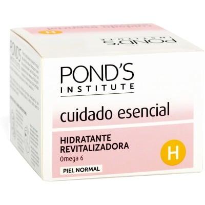 Ponds Crema facial esencial hidratante