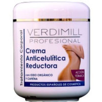 Verdimill CREMA ANTICELULITICA REDUCTORA ACCION TERMICA