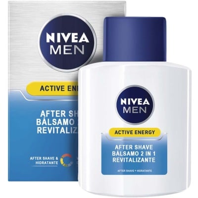 Nivea NIVEA FOR MEN BÁLSAMO REVITALIZANTE Q10 PLUS