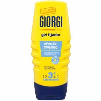 Giorgi Gel fijador max ultra wet