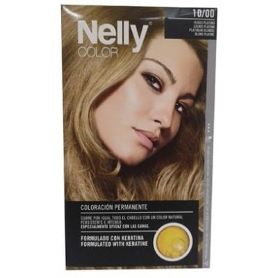 Nelly Nelly color 10/00 rubio platino