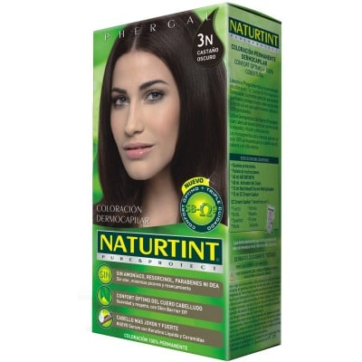 Naturtint Tinte Capilar 3.N Castaño Oscuro