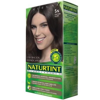 Naturtint Tinte Capilar 5.N Castaño Claro