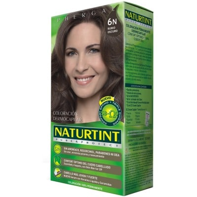 Naturtint Tinte Capilar 6.N Rubio Oscuro