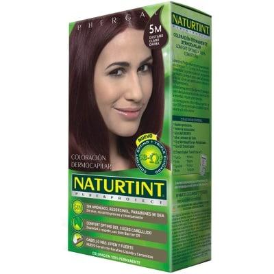 Naturtint Tinte Capilar 5.M Castaño Claro Caoba