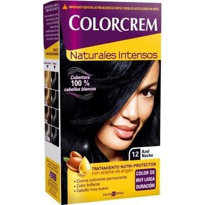 Colorcrem TINTE CAPILAR,12 AZUL NOCHE