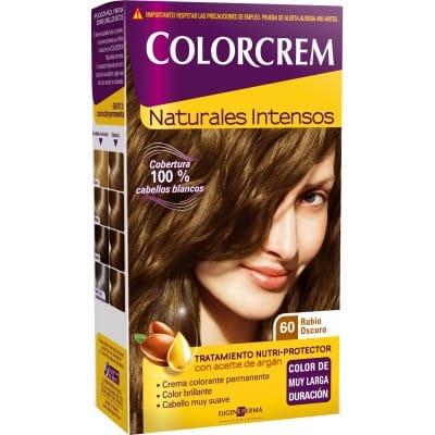 Colorcrem TINTE CAPILAR,60 RUBIO OSCURO
