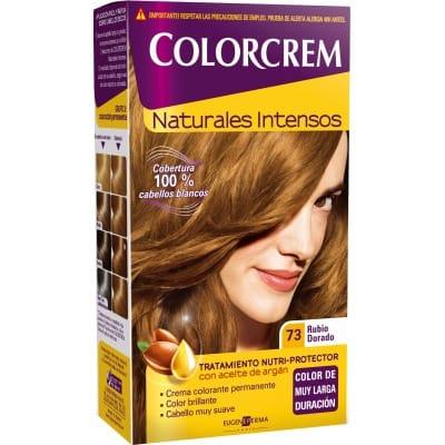 Colorcrem TINTE CAPILAR,73 RUBIO DORADO