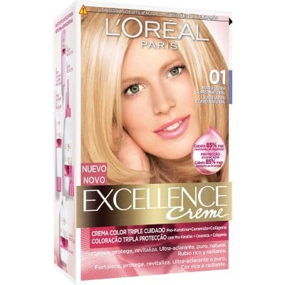 Excellence TINTE EXCELLENCE BLONDE 1 RUBIO ULTRA CLARO NATURAL