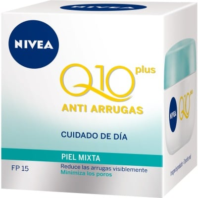 Nivea CREMA ANTIARRUGAS Q10 LIGHT DÍA