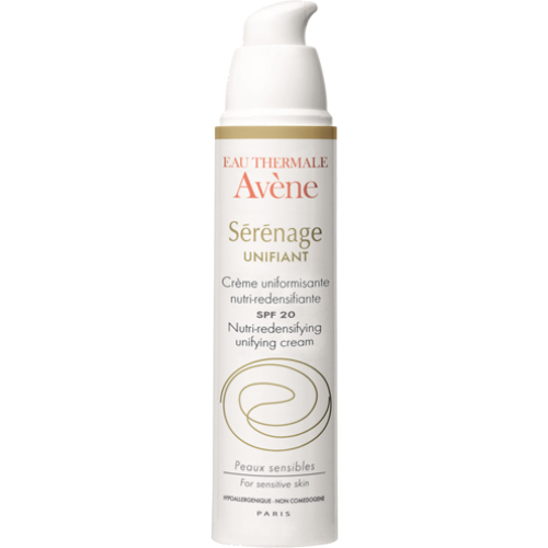 Avene Crema anti-edad serenage unifiant spf-20 40 ml.