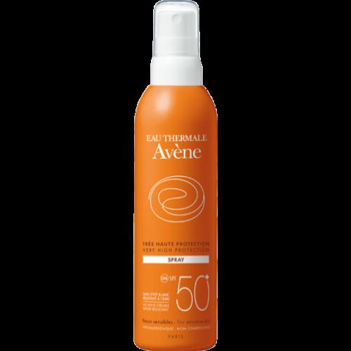 Avene Spray solar spf-50+ 200 ml.