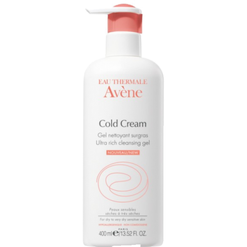 Avene Avene gel limpiador al cold cream