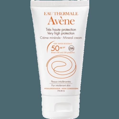 Avene Avene crema spf-50+ pantalla fisica