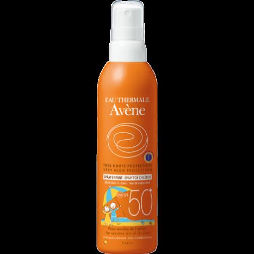 Avene Protector solar niños spray spf-50+