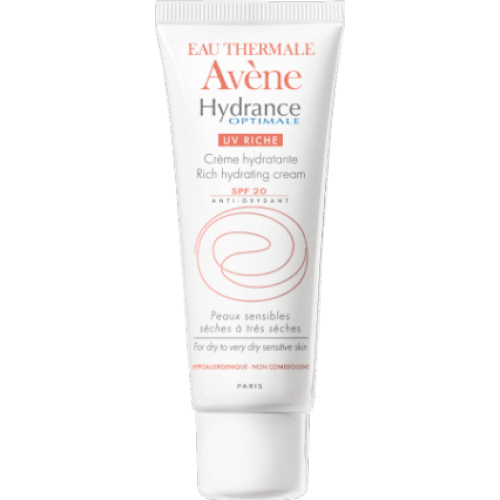 Avene Hydrance crema optimale uv enriquecida