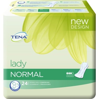 Tena Lady Compresa Normal 12 Unidades