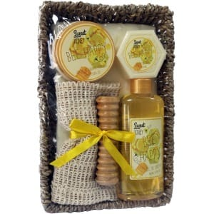 Beauty & Beauty Set de baño bee happy bandeja