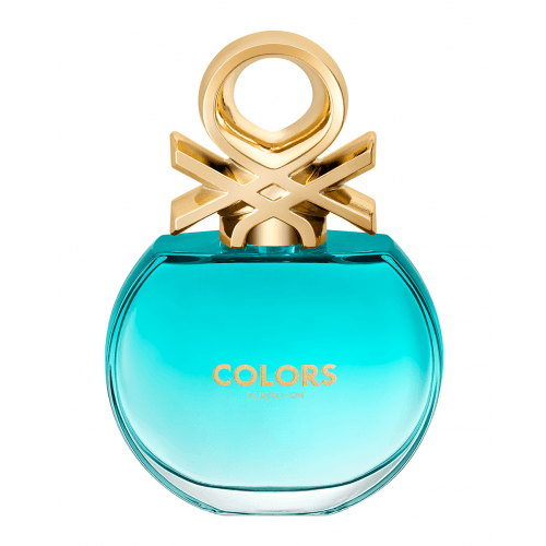Benetton Colors Blue For Her Eau de Toilette