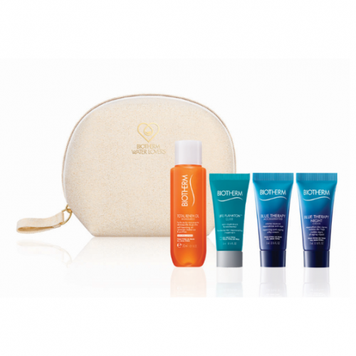 Regalo Set Blue Therapy Accelerated Biotherm