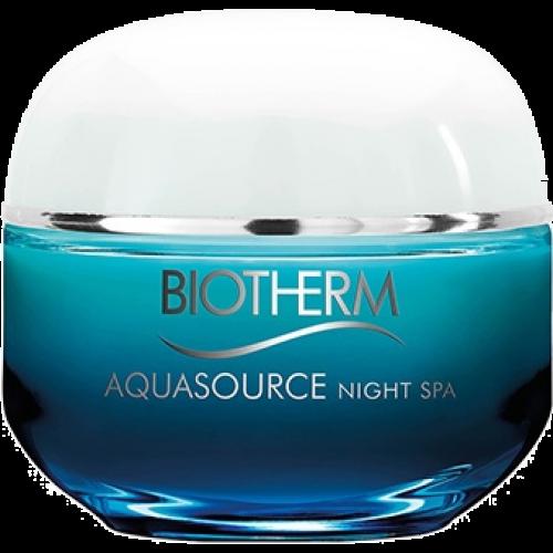 Biotherm Aquasource Night Bath Spa