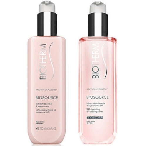 Biotherm Pack Biosource Piel Seca