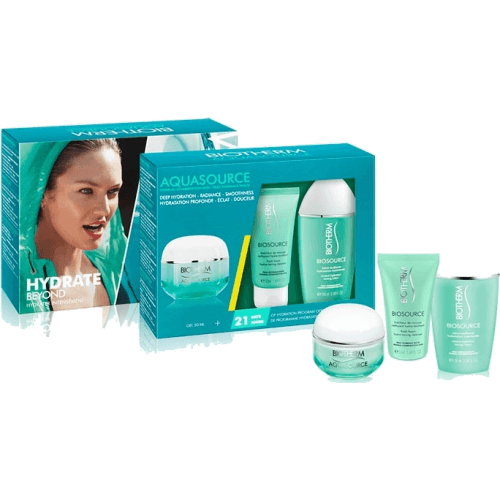 Biotherm Pack Aquasource Gel Piel Normal A Mixta