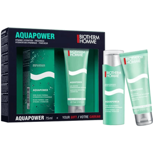 Biotherm Pack aquapower y gel de ducha