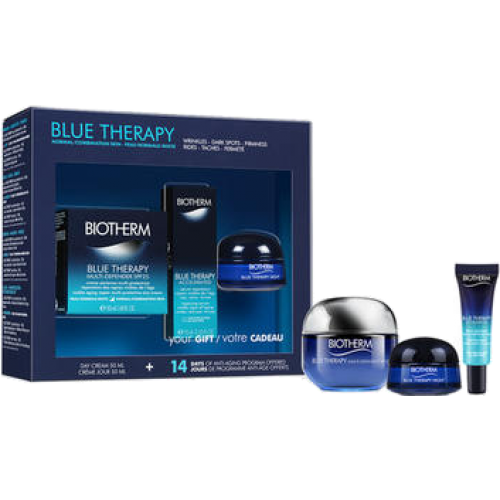 Biotherm Cofre Biotherm Blue Theraphy Crema