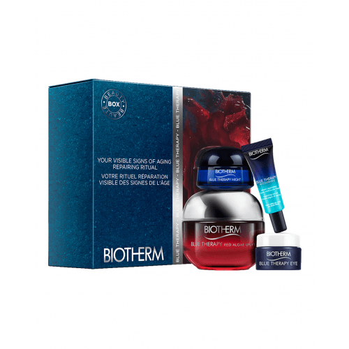 Biotherm Cofre Blue Therapy Red Algae Crema