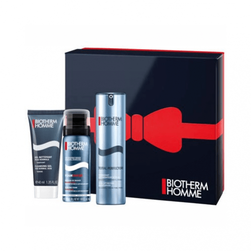 Biotherm Estuche Biotherm Homme Total Perfector